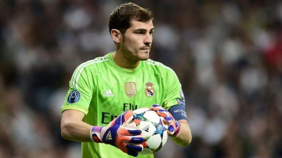 Επιστρέφει στη Ρεάλ Μαδρίτης ο Ίκερ Κασίγιας!