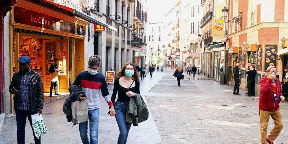 Ο κορωνοϊός «γονατίζει» τον ισπανικό τουρισμό: Χαριστική βολή η επιβολή καραντίνας από την Βρετανία