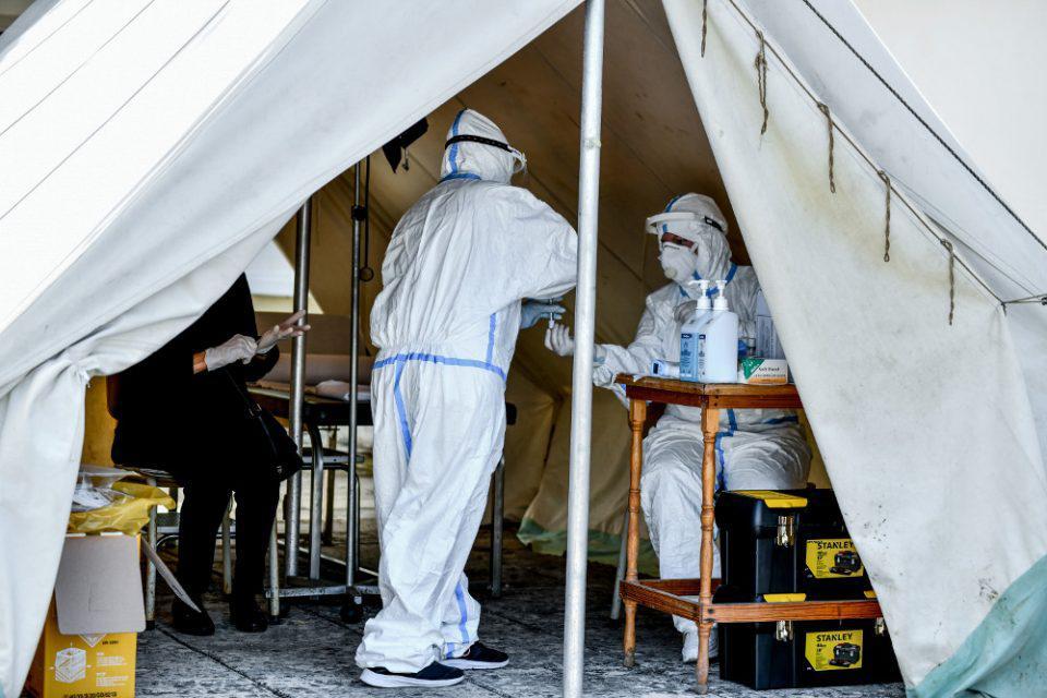 Κορωνοϊός: Στα 342 τα κρούσματα το τελευταίο 24ωρο στην Ελλάδα και εννέα θάνατοι