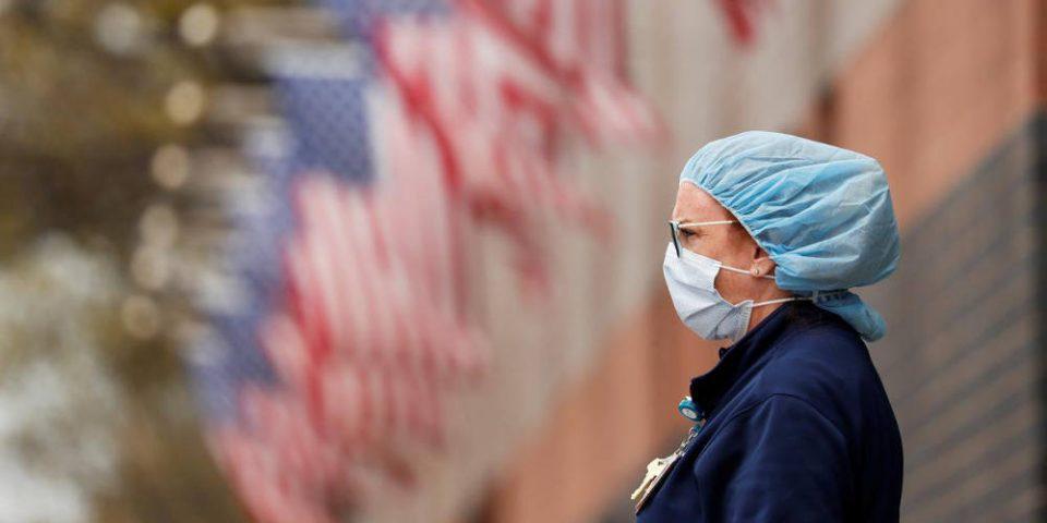 ΗΠΑ - Κορωνοϊός: Ξεπεράστηκε το ημερήσιο όριο των 90.000 κρουσμάτων