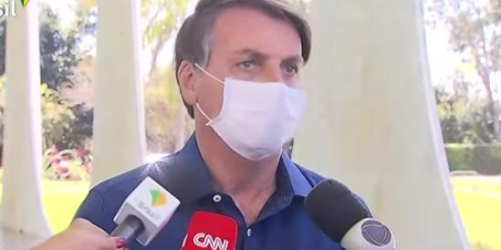 Βραζιλία-Κορωνοϊός: Θετικός για τρίτη φορά πρόεδρος Μπολσονάρου