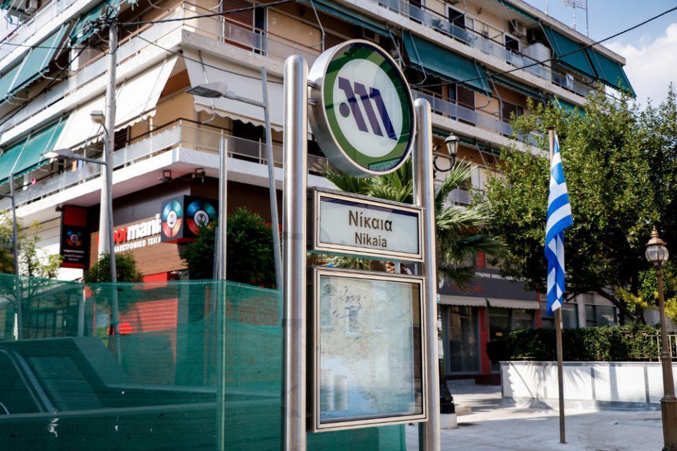 Παρουσία Μητσοτάκη η παράδοση της επέκτασης του μετρό στη Νίκαια