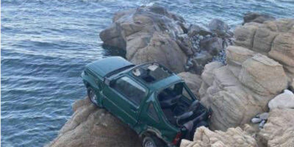 Σοκαριστικό τροχαίο στη Μύκονο: Στο γκρεμό δύο αυτοκίνητα - Νεκρή 18χρονη τουρίστρια
