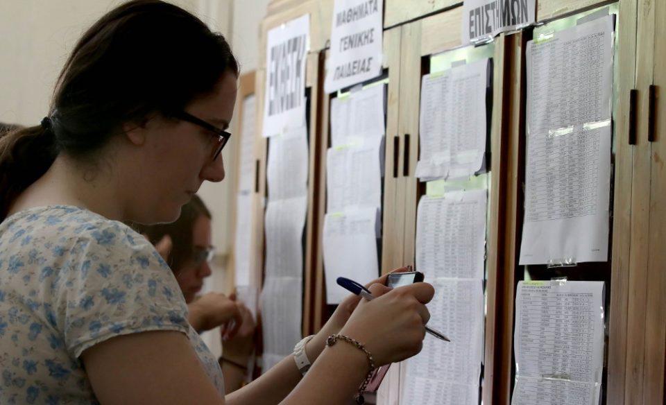 Πανελλαδικές 2021: Οι συντελεστές των ελάχιστων βάσεων εισαγωγής για τα ΑΕΙ