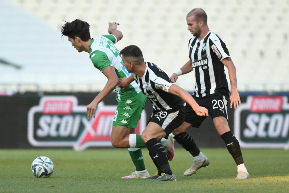 Super League 1: Φινάλε με νίκη για τον Παναθηναϊκό, 3-2 τον ΟΦΗ στο «αντίο» του Δώνη
