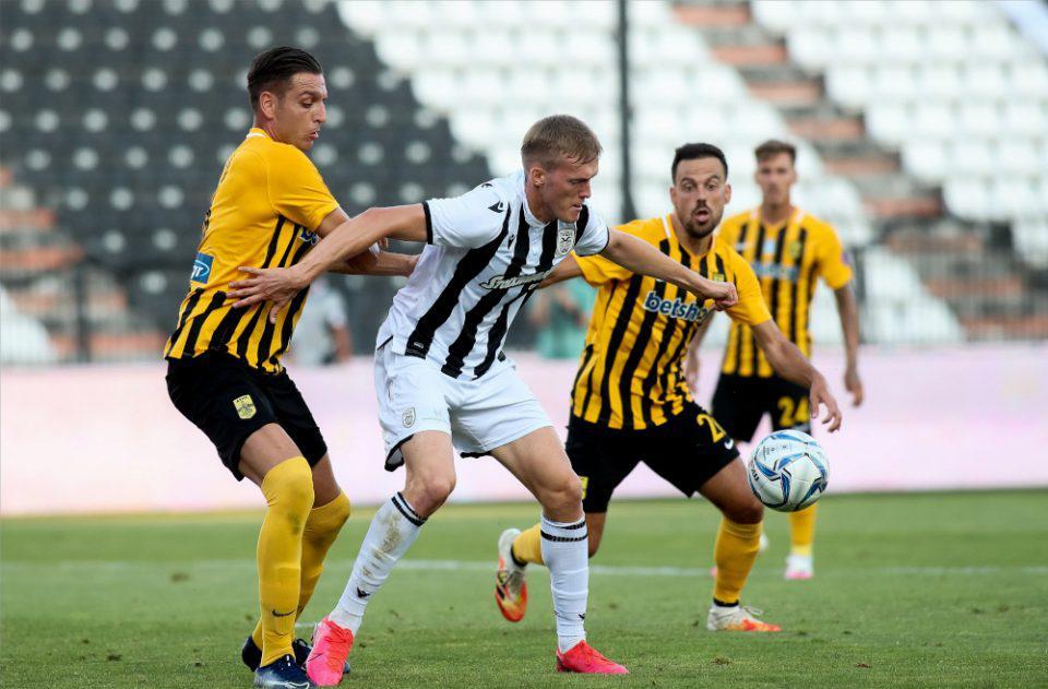 Super League 1: «Κουλούρια Θεσσαλονίκης» - Στο μηδέν έμειναν ΠΑΟΚ και Άρης