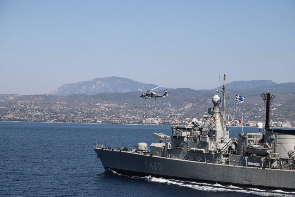 Με αντι-Navtex απαντά η Ελλάδα στην νέα παράνομη και προκλητική Navtex της Τουρκίας