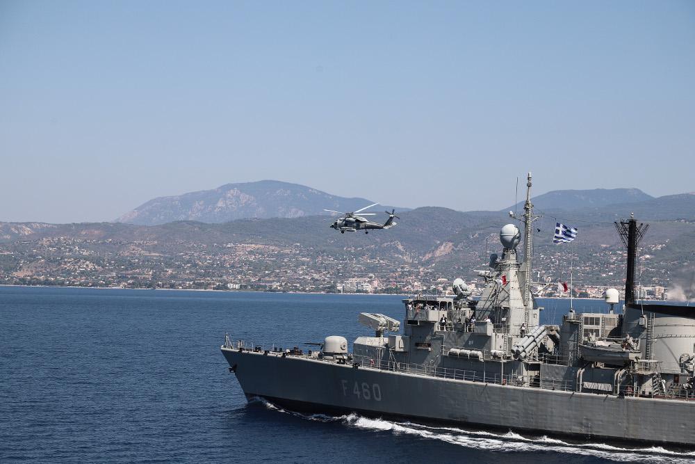 Σε επιφυλακή o ελληνικός στόλος για θερμό επεισόδιο από την Τουρκία