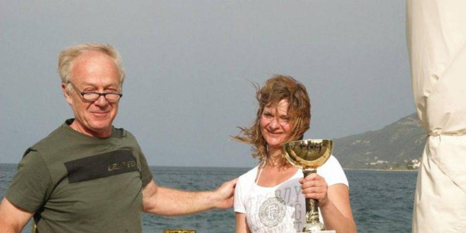 Αρτέμιδα: «Καμπάνα» σε πρωταθλήτρια του windsurfing που πήγε για… προπόνηση με ισχυρούς ανέμους!