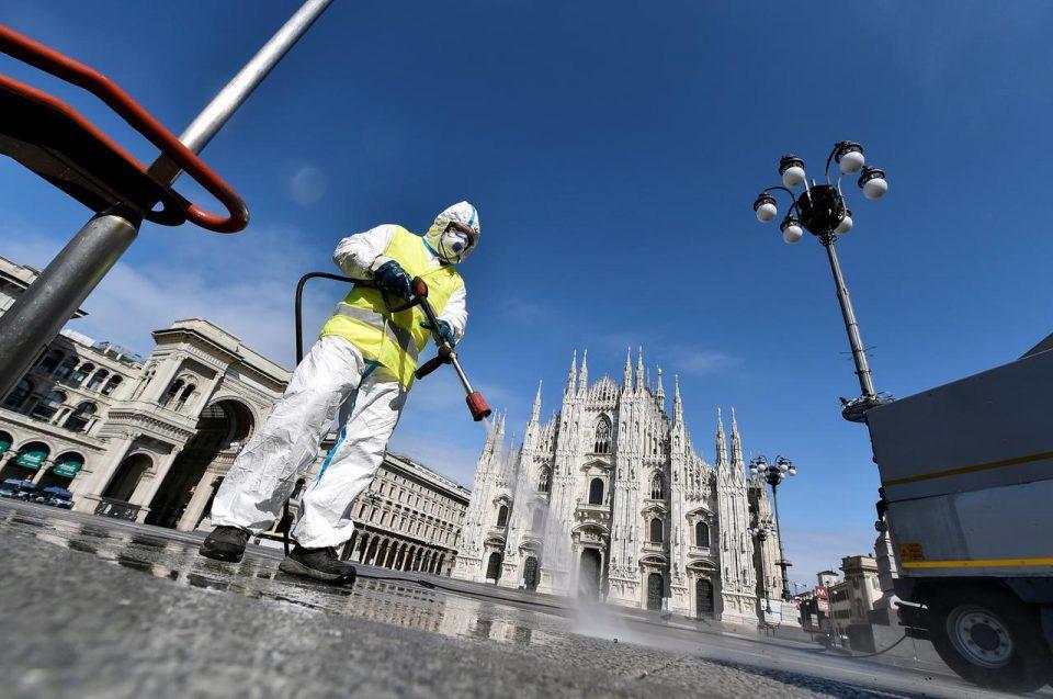 Ιταλοί επιστήμονες: Ο κορωνοϊός πλήττει σειρά οργάνων και τον εγκέφαλο