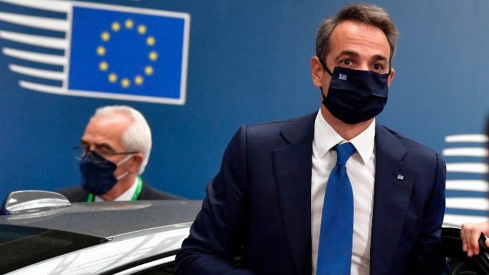 Σύνοδος Κορυφής: Ώρα μηδέν για την Ευρώπη - Μητσοτάκης: Δεν υπάρχει λόγος να μην συμφωνήσουμε για το Ταμείο Ανάκαμψης