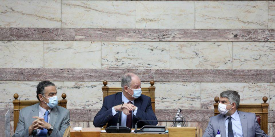 Βουλή: Αυτά είναι τα μέλη του Δικαστικού Συμβουλίου για τον έλεγχο της ποινικής δίωξης κατά Παπαγγελόπουλου