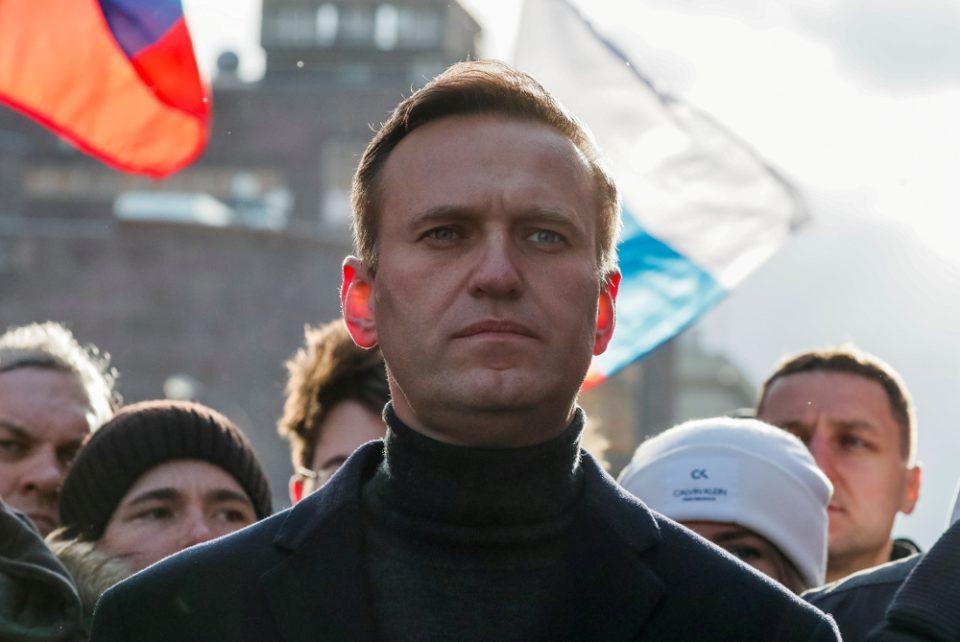 Συνελήφθησαν και στενοί συνεργάτες του Ναβάλνι στη Μόσχα