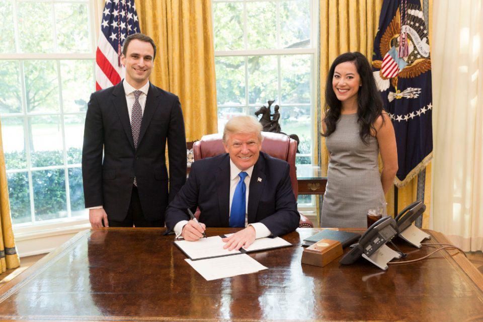 Από την Χίο ο νέος υφυπουργός Άμυνας των ΗΠΑ, Μιχάλης Κράτσιος-Κοτσακάς