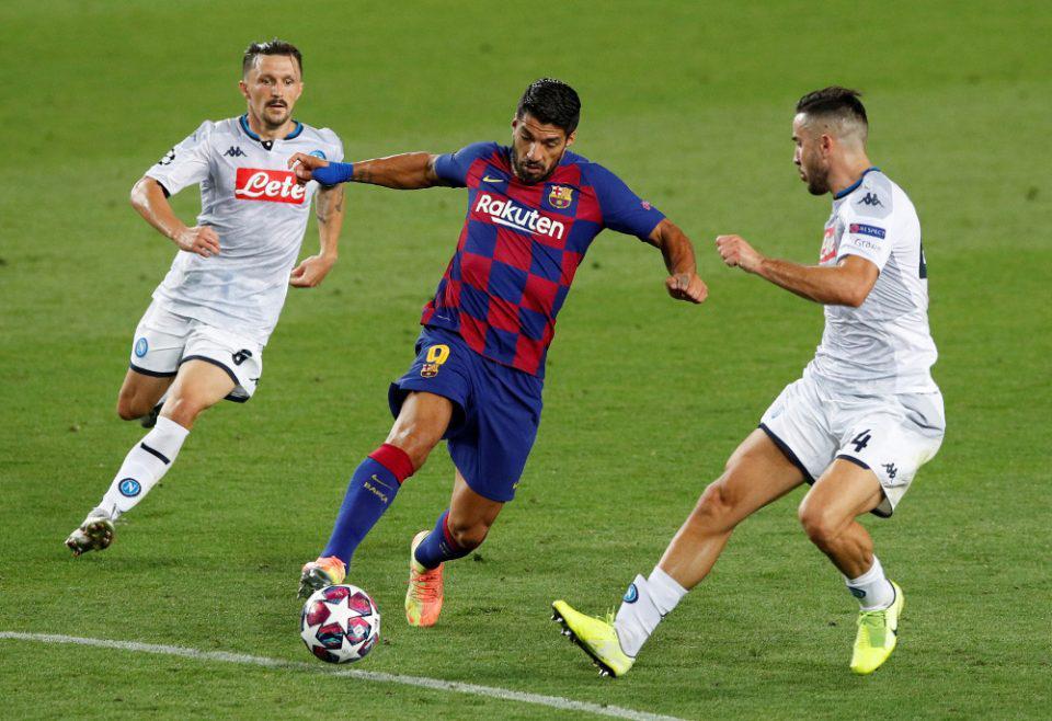 Champions League: «Αγρίεψε» η Μπαρτσελόνα και «πάτησε» με 3-1 τη Νάπολι