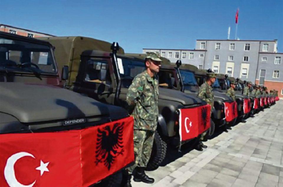 Ενισχύεται και προβληματίζει η σχέση Αγκυρας - Τιράνων