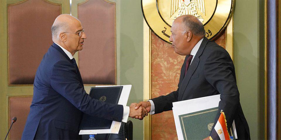 Αυτό είναι το κείμενο της συμφωνίας Αθήνας - Καΐρου για την ΑΟΖ