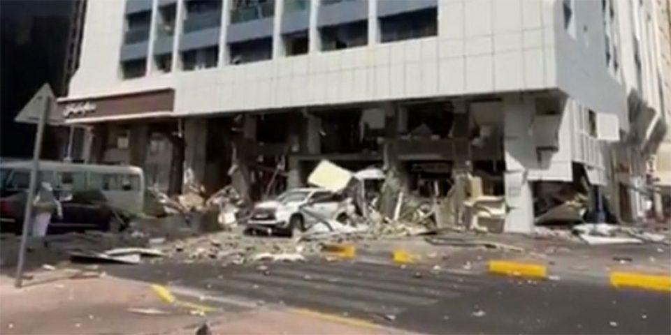 Τρεις νεκροί και πολλοί τραυματίες από εκρήξεις σε εστιατόρια στα Αραβικά Εμιράτα