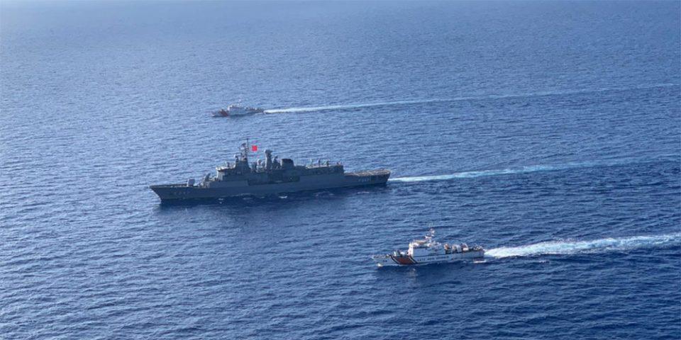 Τουρκικό Υπουργείο Άμυνας: Η φρεγάτα
