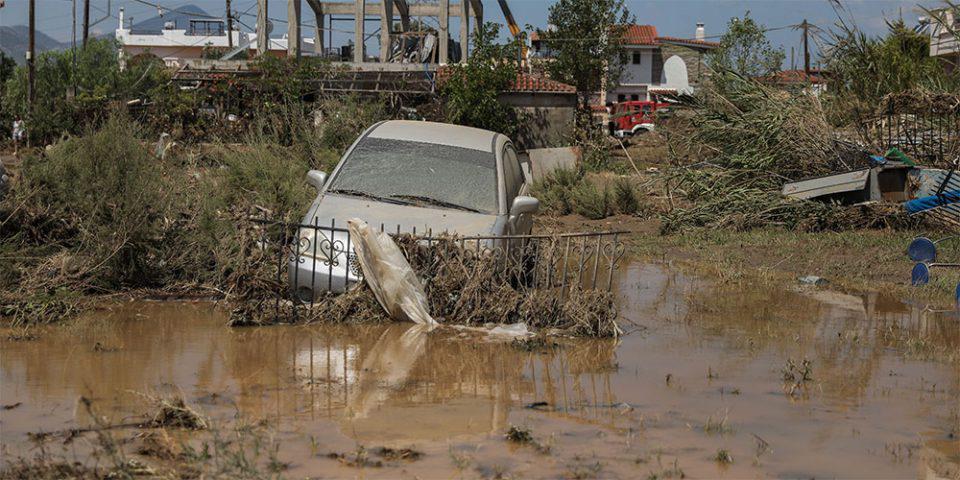 Φονικές πλημμύρες στην Εύβοια: Εισαγγελική έρευνα για τις ευθύνες της τραγωδίας