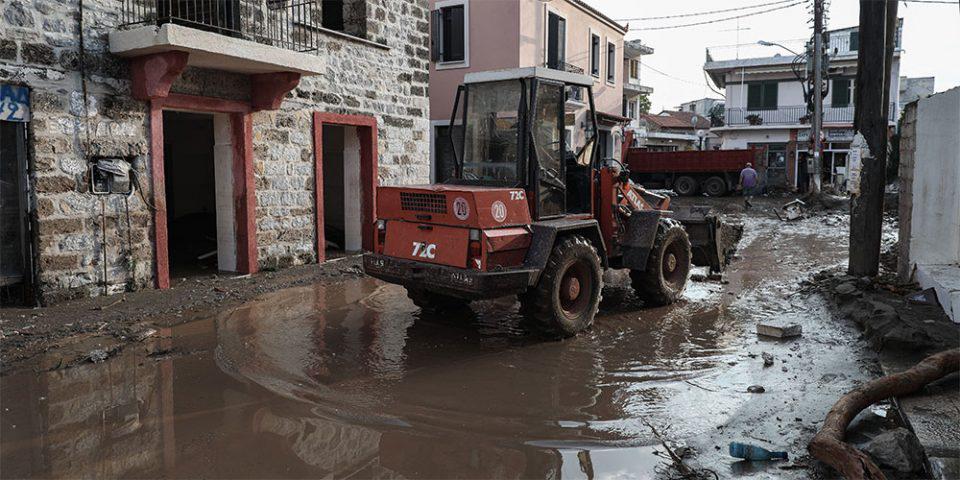 Κύπρος: Πρώην γενικός διευθυντής του ΔΗΣΥ το όγδοο θύμα από τις πλημμύρες στην Εύβοια