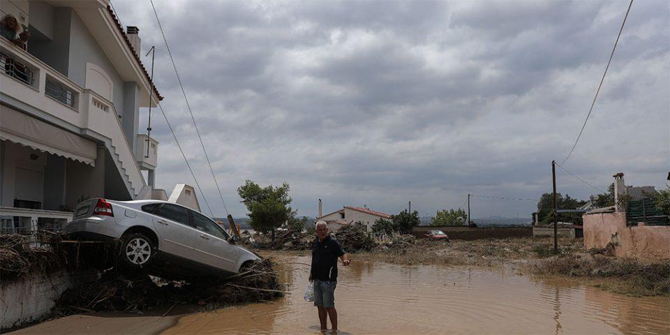 Πέντε νεκροί από τη φονική πλημμύρα στην Εύβοια - Χαρδαλιάς: «Δεν είναι πανάκεια το 112, αν λειτουργούσε θα είχαμε εκατόμβη νεκρών»