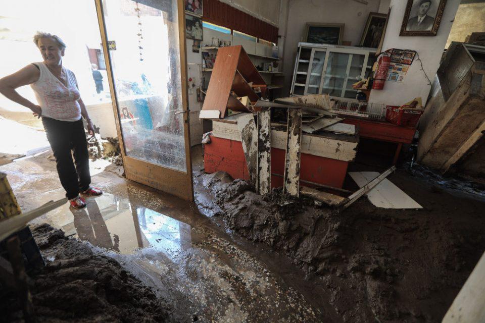 Πλημμύρες στην Εύβοια: Αυτά είναι τα μέτρα για την ανακούφιση των πληγέντων