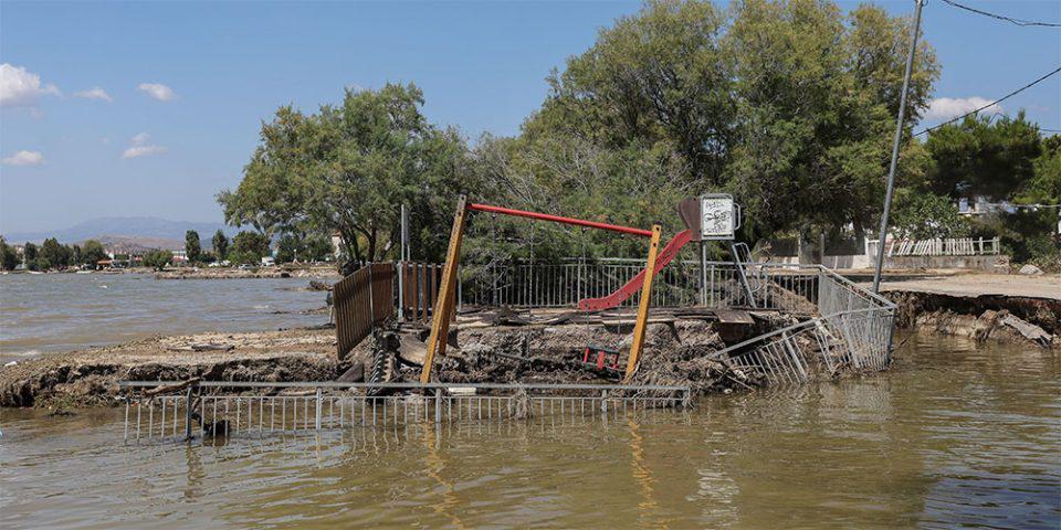 Καθηγητής Ζερεφός για τις φονικές πλημμύρες στην Εύβοια: Είχε δίκιο ο Χαρδαλιάς - Στο νερό δεν γίνεται ποτέ εκκένωση