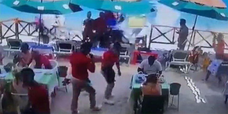 Τον τρόμο έσπειρε ανεξέλεγκτο τζετ σκι στο Μεξικό: Έπεσε πάνω σε λουόμενους – Ένας νεκρός
