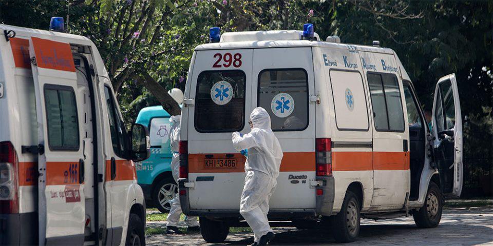 Κορωνοϊός: Πέθανε ηλικιωμένη από το γηροκομείο στο Ασβεστοχώρι - Στους 219 οι νεκροί