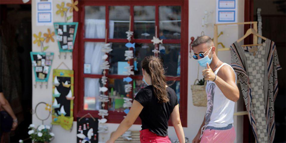 Κορωνοϊός: Άρση των ειδικών μέτρων στον Πόρο - Παραμένει σε καθεστώς επιτήρησης