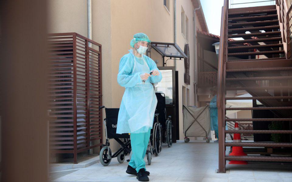 Κορωνοϊός-Θεσσαλονίκη: Στο «πορτοκαλί» το ιικό φορτίο στα λύματα