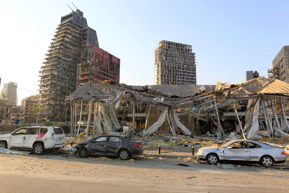 Σε κατάσταση έκτακτης ανάγκης κηρύχθηκε η Βηρυτός - Πάνω από 100 νεκροί και χιλιάδες τραυματίες