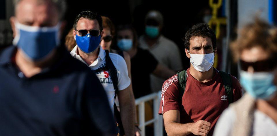 Κορωνοϊός: Νέα απόφαση για τις μάσκες: Πού είναι υποχρεωτικές - Ποιοι εξαιρούνται