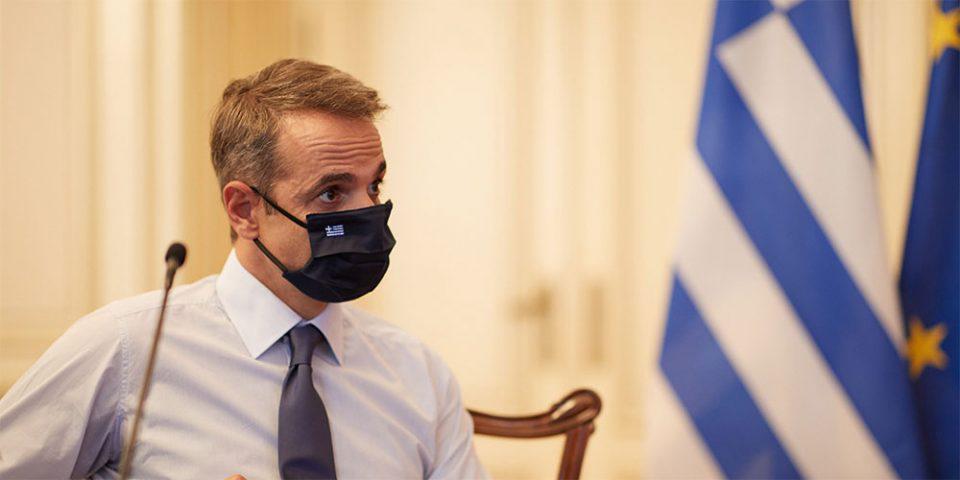 Μητσοτάκης για ΑΕΠ: Η Ελλάδα είναι στον δρόμο της επιτυχίας