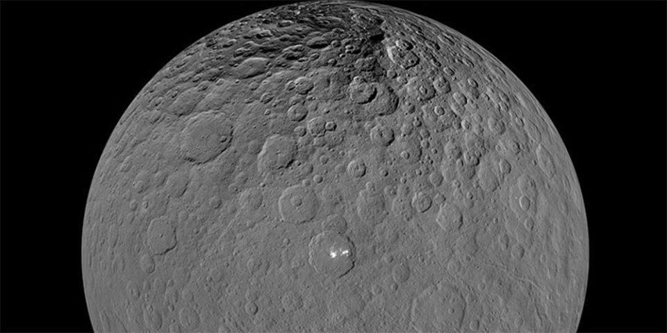 Δήμητρα: Ο «νάνος» πλανήτης είναι άλλος ένας... υπόγειος ωκεάνιος κόσμος!