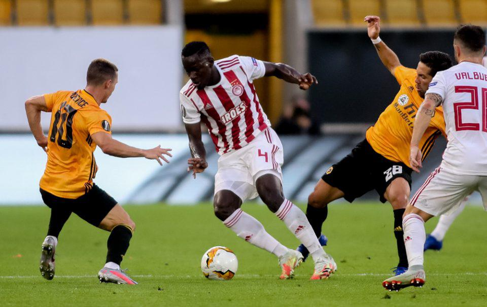 Europa League: Έπεσε «θρυλικά» και άδικα ο Ολυμπιακός στο «Μολινό», ηττήθηκε με 1-0 από τη Γουλβς