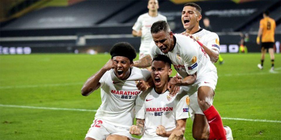 Europa League: I Sebilli «skotose» sto 88A ti Goylbs