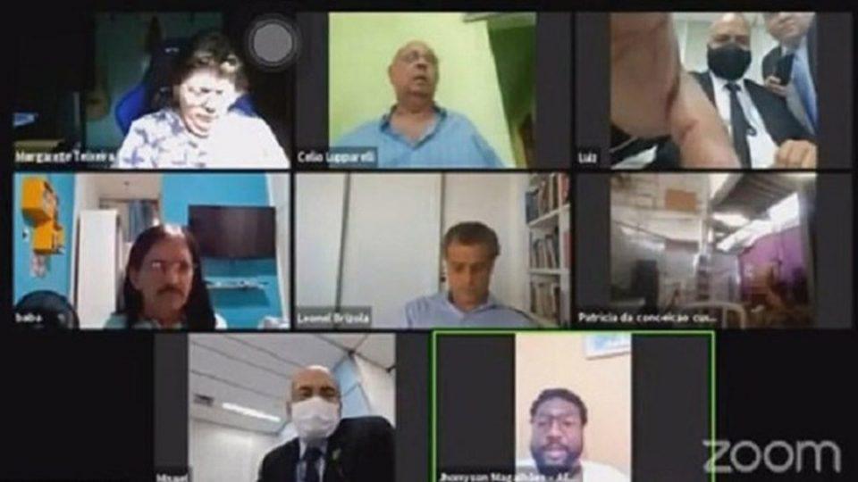 Απίστευτο: Έκανε σεξ σε live τηλεδιάσκεψη δημοτικού συμβουλίου στο Zoom - Ξέχασε να κλείσει την κάμερα