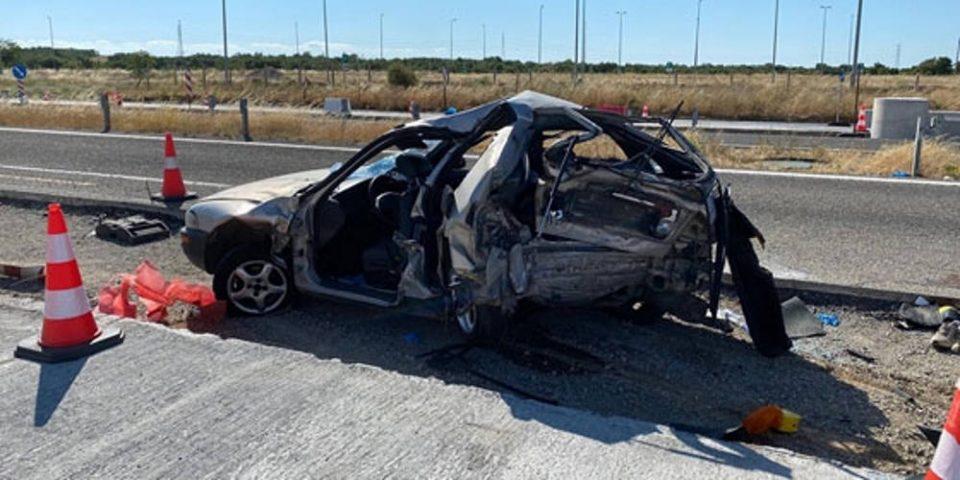 Τραγωδία στην άσφαλτο: Επτά νεκροί και πέντε τραυματίες σε τροχαίο στην Αλεξανδρούπολη