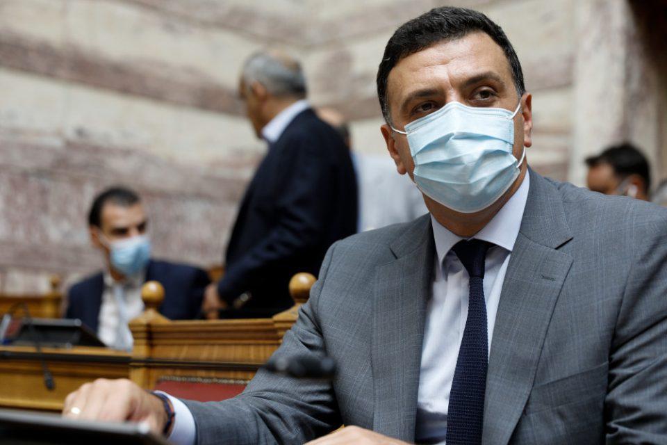 Κικίλιας: Φοράμε μάσκα και μένουμε μακριά από ευπαθείς ομάδες επιστρέφοντας από διακοπές