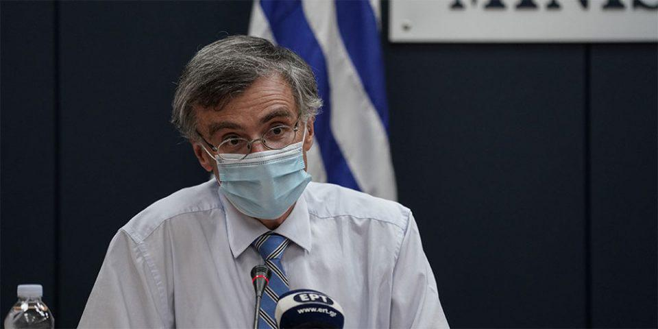 Μήνυμα του Σωτήρη Τσιόδρα: Η ανθρωπότητα ενωμένη θα νικήσει τον ιό