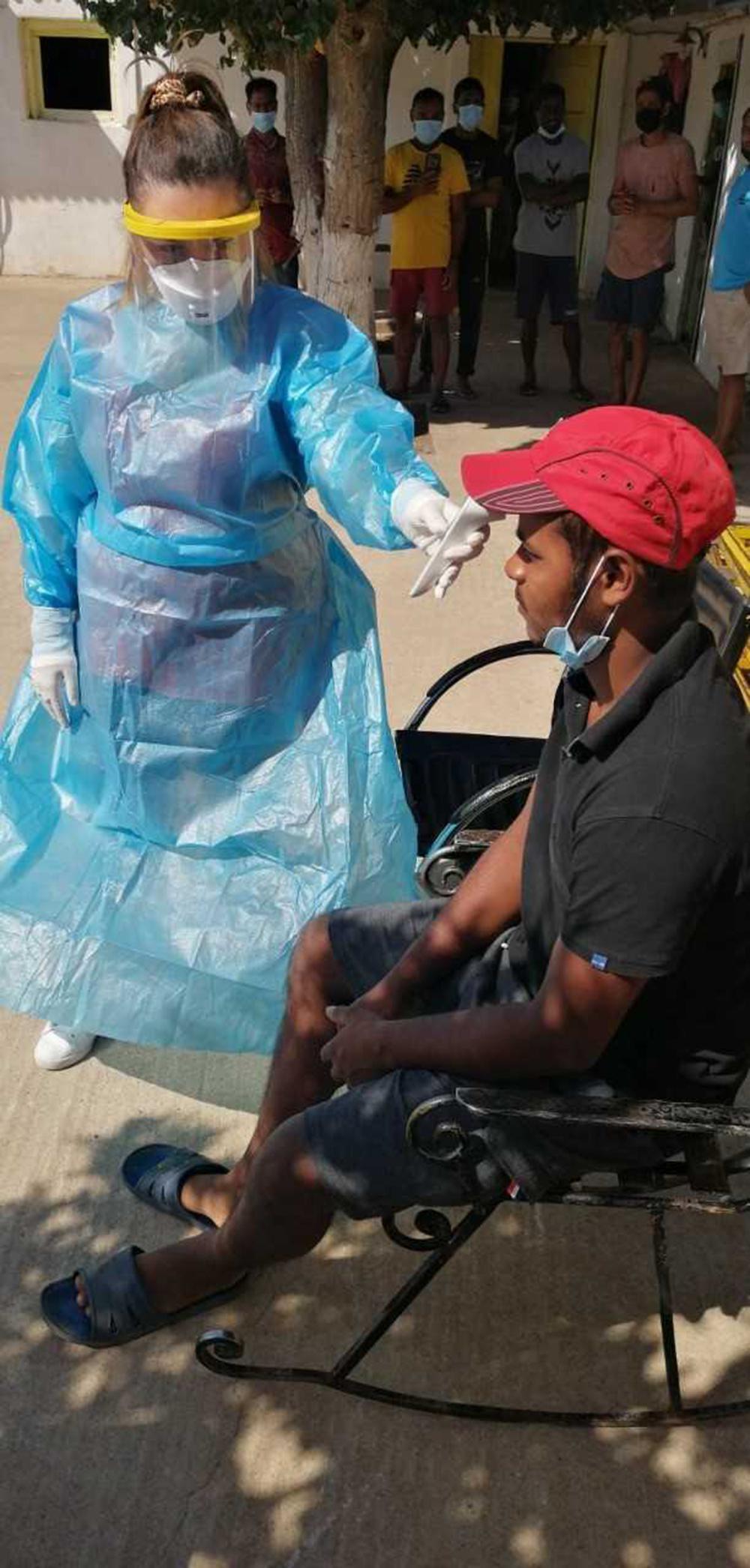 Κορονοϊός: Αγωνία για τον 25χρονο που μεταφέρθηκε από την Τήνο στην Αθήνα - Δεν έχει υποκείμενα νοσήματα