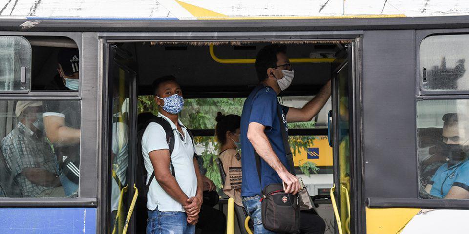 Κορωνοϊός: Τι ισχύει για τις μεταφορές κατά τη διάρκεια του lockdown