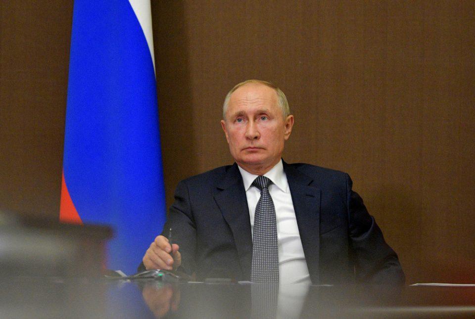 Ρωσία: Συζητήθηκαν τα αντίμετρα στις αμερικανικές κυρώσεις
