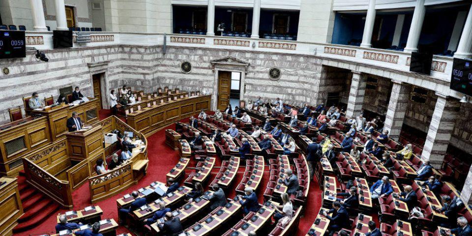 Βουλή: Απορρίφθηκε η αίτηση άρσης ασυλίας του Πολάκη