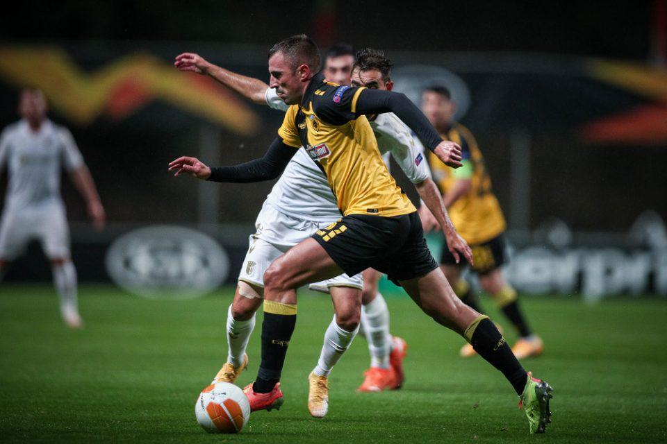 Europa League: Βραδιά εφιάλτης για την ΑΕΚ στην Πορτογαλία - 3-0 από την Μπράγκα