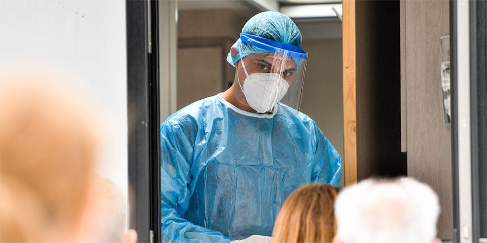 Κορωνοϊός - Κοζάνη: 482 έλεγχοι από τον ΕΟΔΥ έδειξαν 27 θετικούς στον ιό
