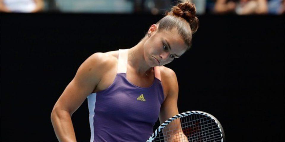 Miami Open: «Λύγισε» στον ημιτελικό η Μαρία Σάκκαρη