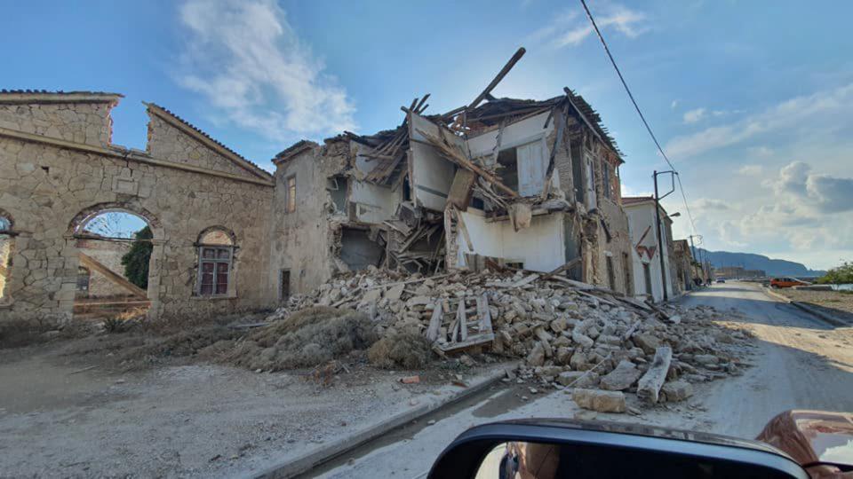 Σεισμός - Σάμος: Aκατάλληλα 11 σχολεία - Προβλήματα και στις εκκλησίες